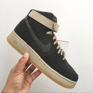 Women Nike Air Force 1 High Utility Sequoia Olive